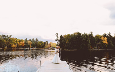 Muskoka Wedding :: Meaghan + Matt