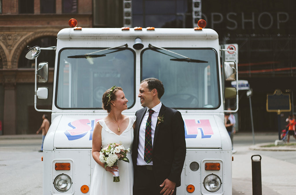 Toronto City Hall Wedding :: Megan + Alexis